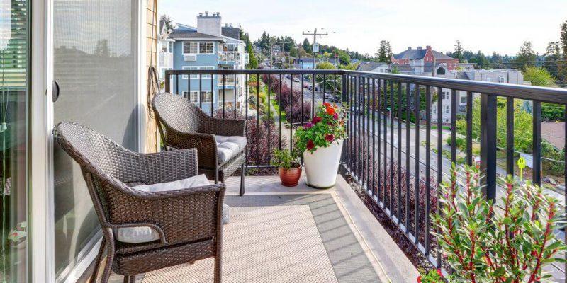 barierki na balkon