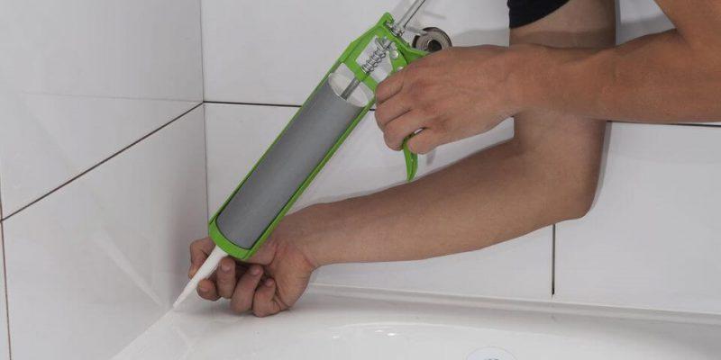 silikon sanitarny