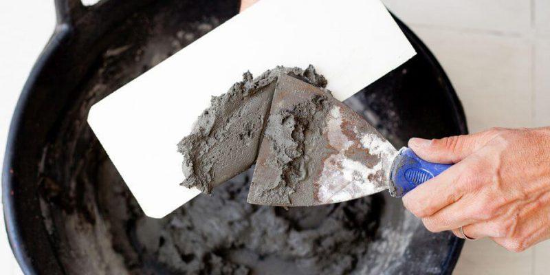 zaprawa cementowa
