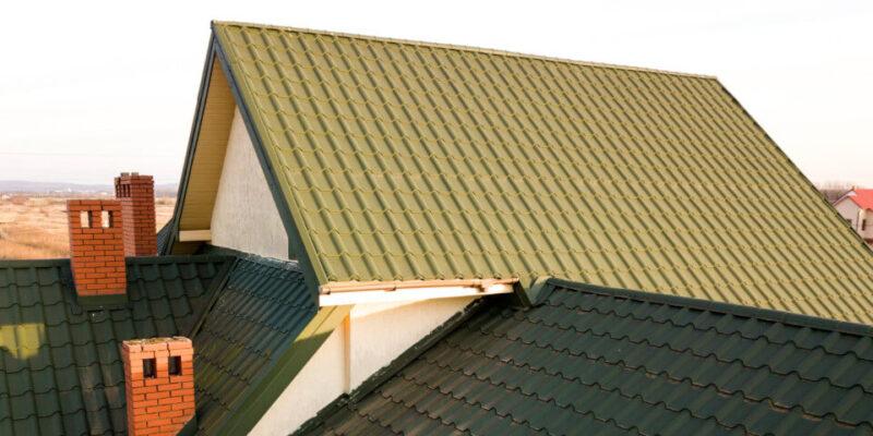 opierzenie dachu